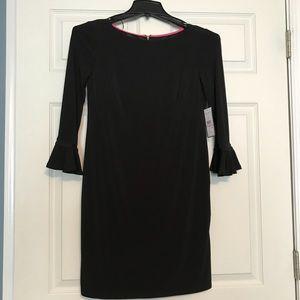 Jessica Howard NWT size 6 petite black dress